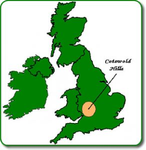 Cotswold_map